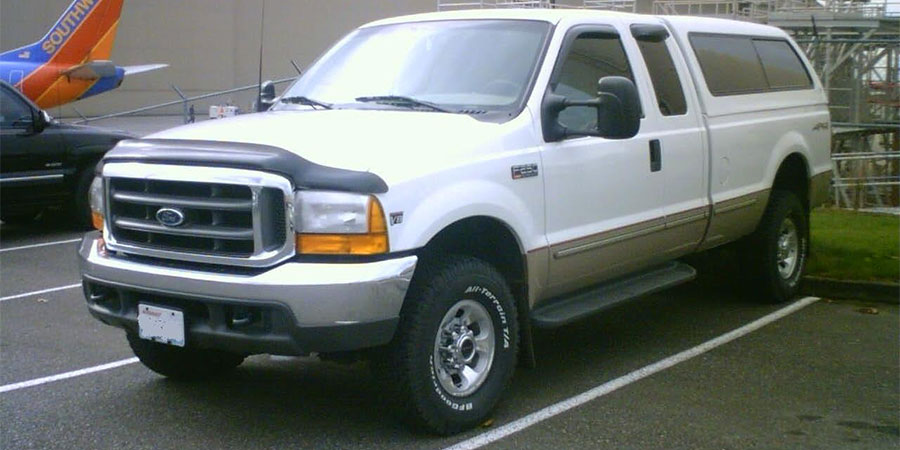 Used Ford F-450 Gen 1