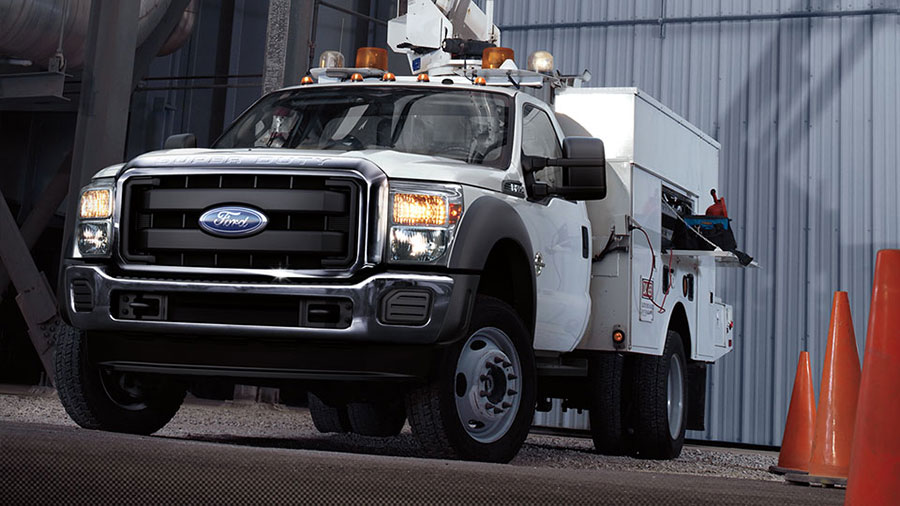 used Ford Super Duty F-450 DRW