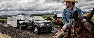 2017 Ford F-450 DRW Best-in-Class Towing