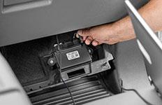 2017 Ford F-550 Upfitter Interface Module