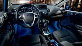 2017 Ford Fiesta Ambient Lighting & 2017 Ford Fiesta | Lafayette Ford Lincoln serving Raeford azcodes.com