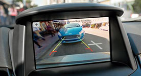2017 Ford Fiesta Rearview Camera