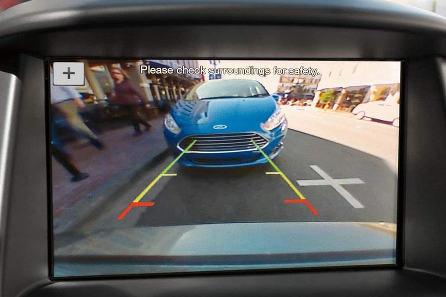 2019 Ford Fiesta Safety