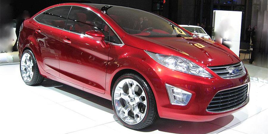 Used Ford Fiesta Gen 6