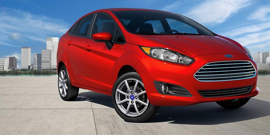 Used Ford Fiesta Gen 7