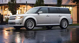 2016 Ford Flex All-Wheel Drive