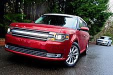2017 Ford Flex All-Weather Performance
