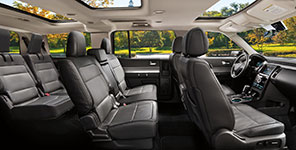 2017 Ford Flex Seven-Passenger Seating
