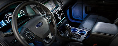 2017 Ford Flex Thoughtful Features