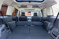 2018 Ford Flex Fold Flat Seats