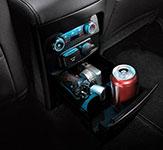 2018 Ford Flex Rear Storage