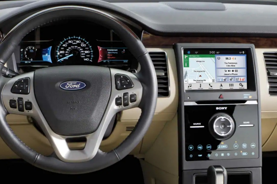 2019 Ford Flex Infotainment