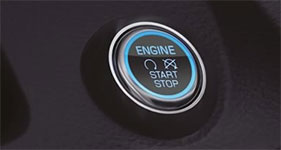 2015 Ford Focus Push-Button Start
