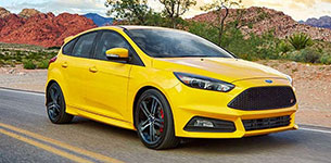 2017 Ford Focus Sporty Performance