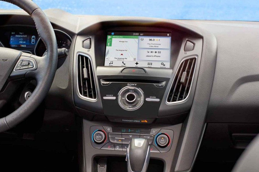 2018 Ford Focus Technology