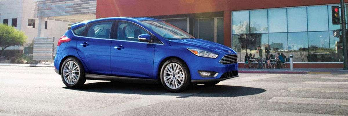 2018 Ford Focus The Fit Has A Sort Of Baby Minivan Look Going On From Side But This Is Still Much More Attractive Car Than Its Predecessors