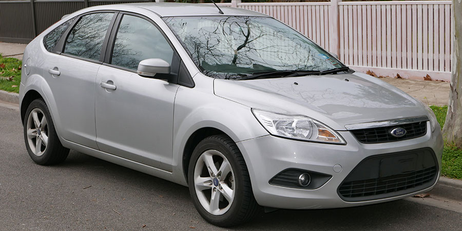 Used Ford Focus Gen 2