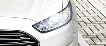 Used 2014 Ford Fusion Projector Laser-Cut Headlamps