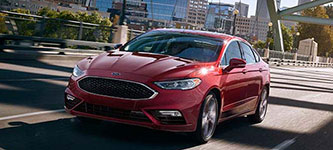 2017 Ford Fusion EcoBoost Power