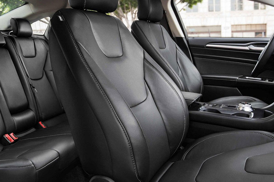 2018 Ford Fusion Cargo