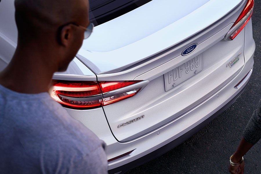 2019 Ford Fusion Cargo