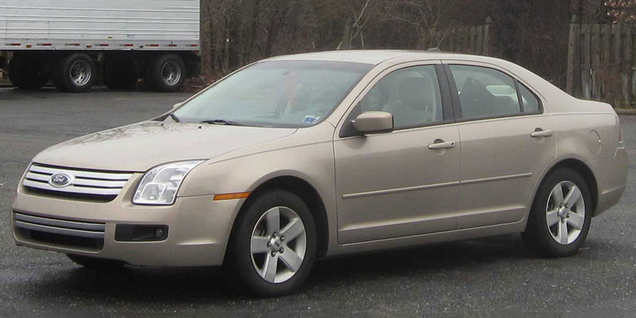 Used Ford Fusion Gen 1