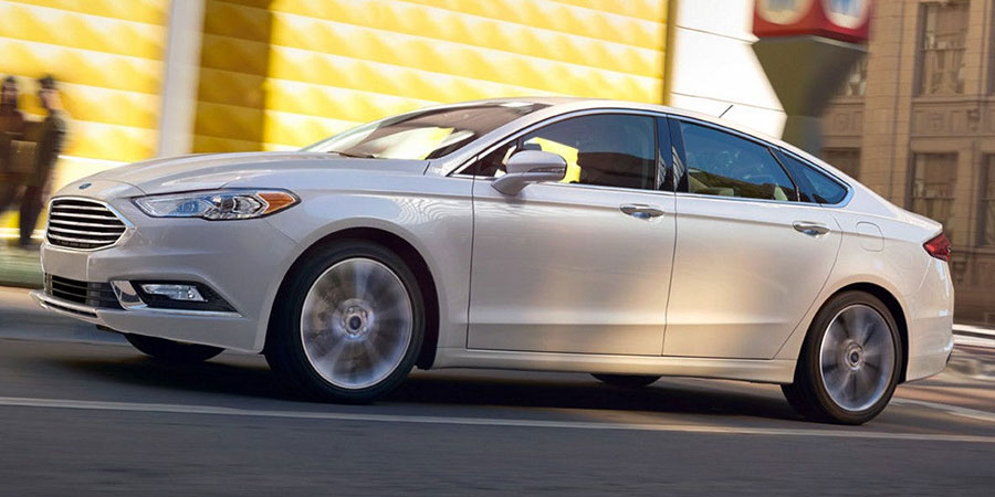 Used Ford Fusion Gen 2