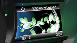 2016 Ford Fusion Energi SmartGauge with EcoGuide