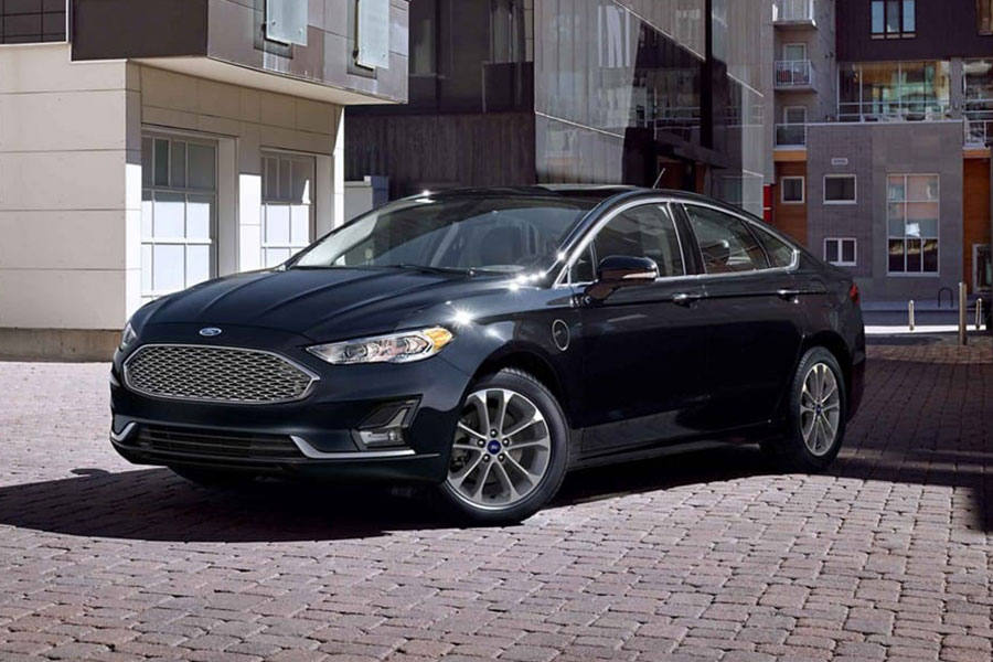 2019 Ford Fusion Hybrid Exterior