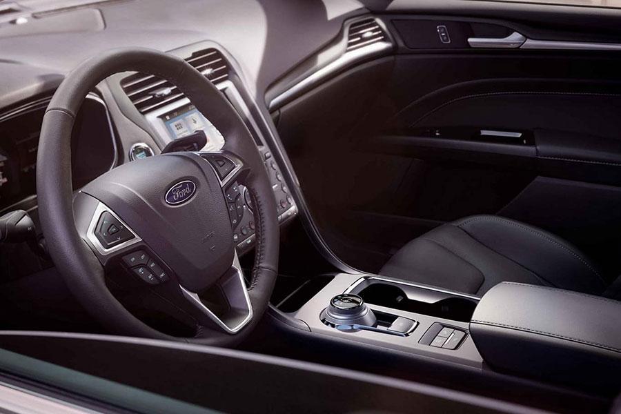 2019 Ford Fusion Hybrid Interior