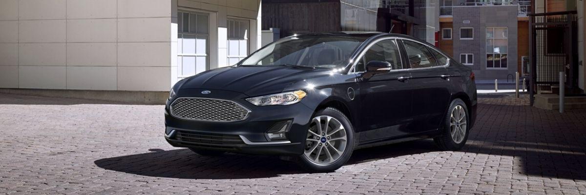 2020 Fusion Hybrid