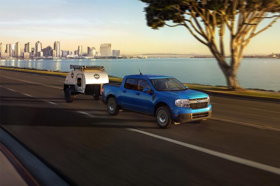 2022 Ford Maverick Towing