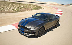 2016 Ford Mustang On-Road Precision