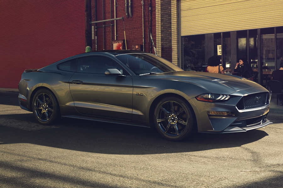 2020 Ford Mustang Black Accent Package