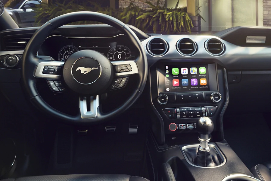 2020 Ford Mustang Infotainment