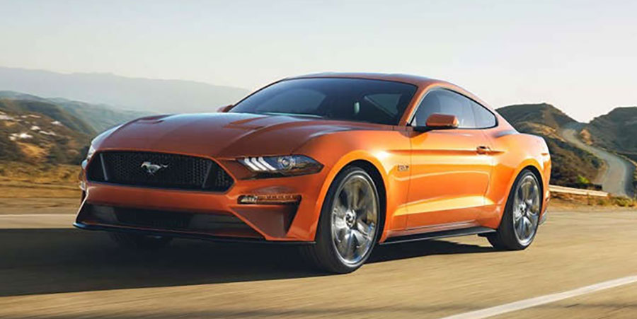 Used Ford Mustang Gen 6