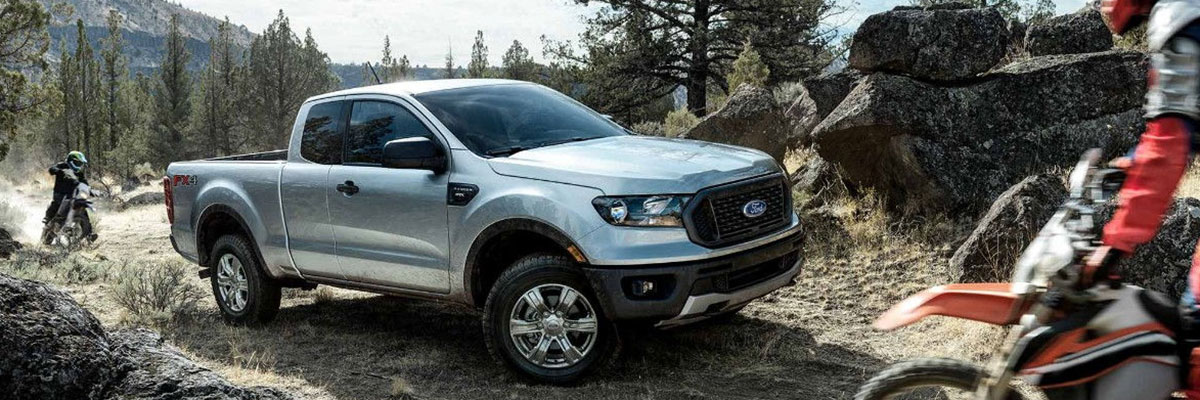 2019 Ford Ranger Preview