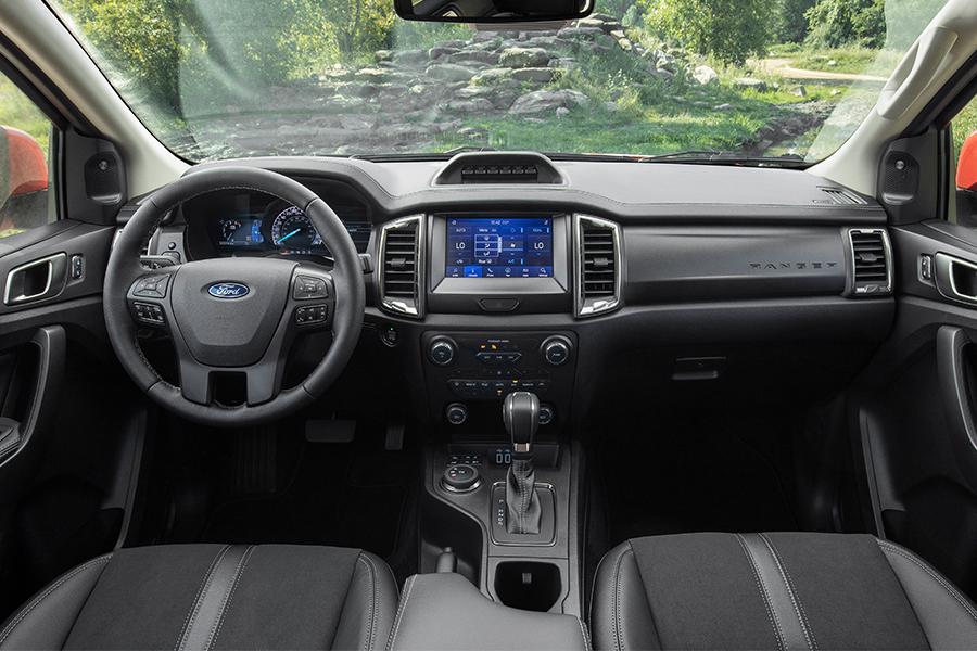 2021 Ford Ranger Technology