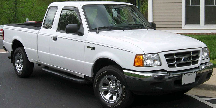 Used Ford Ranger Third Generation