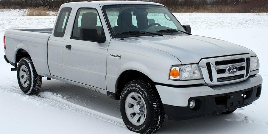 Used Ford Ranger Gen 3