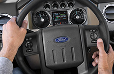 2016 Ford Super Duty Ford Sync