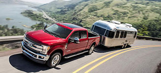 2017 Ford Super Duty Best-in-Class Conventional Towing