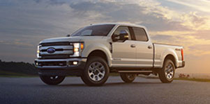 2017 Ford Super Duty Military Grade Alloy