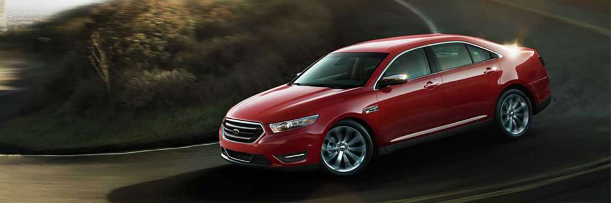 new Ford Taurus