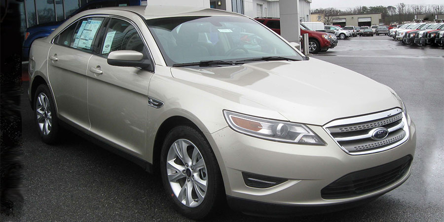 Used Ford Taurus Gen 5