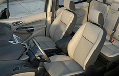 Used 2014 Ford Transit Connect Cargo Space