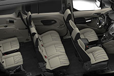 2017 Ford Transit Connect Seven-Passenger Seating