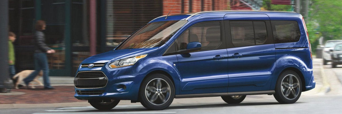 2018 Ford Transit Connect Performance