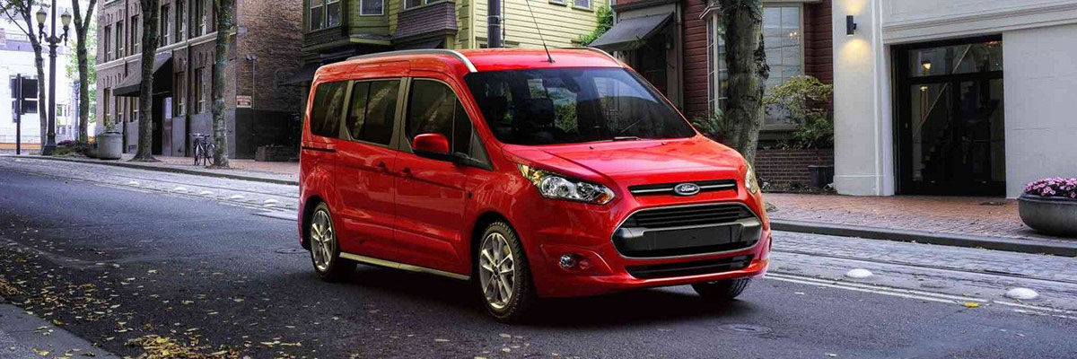 Ford Transit Connect Titanium