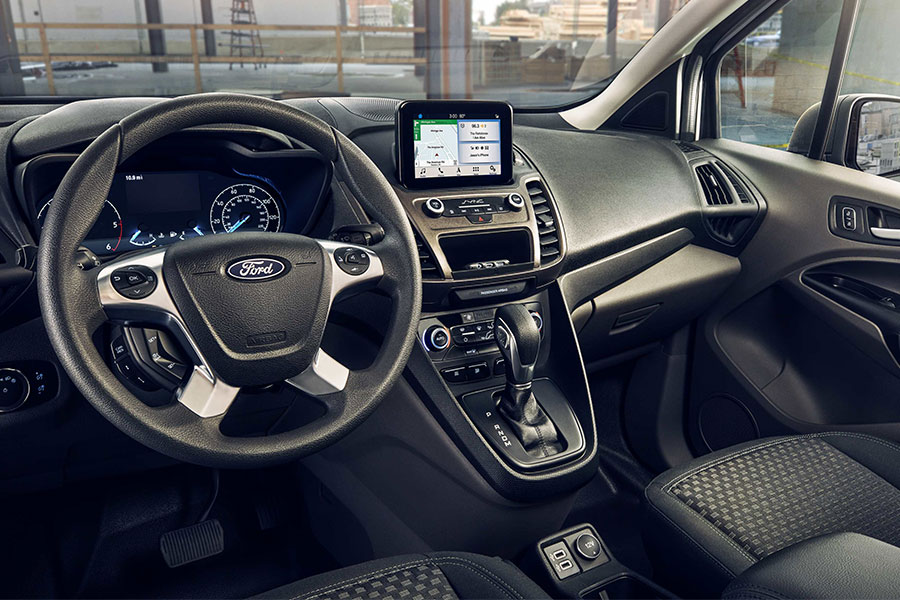 2019 Ford Transit Connect Interior